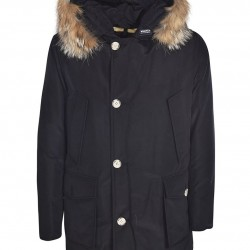 Arctic Hooded Parka Fur Jacket