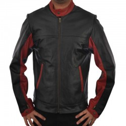 The Dark Knight Chris Bale Leather Jacket
