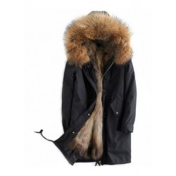 Winter Jacket Coat with Hood