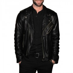 Adam Levine Black Jacket