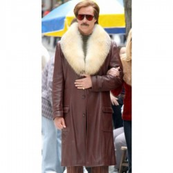 Anchorman 2 The Legend Continues Ron Burgundy Coat