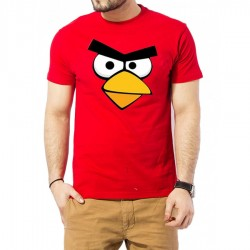 Angry Birds Red T-Shirt for Men