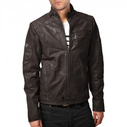 Beautiful New Style Men's Designer Lamb Jacket