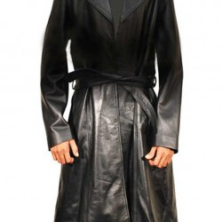 Blade Trinity Wesley Snipes Trench Coat