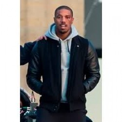 Adonis Creed Michael B Jordon Battle Jacket