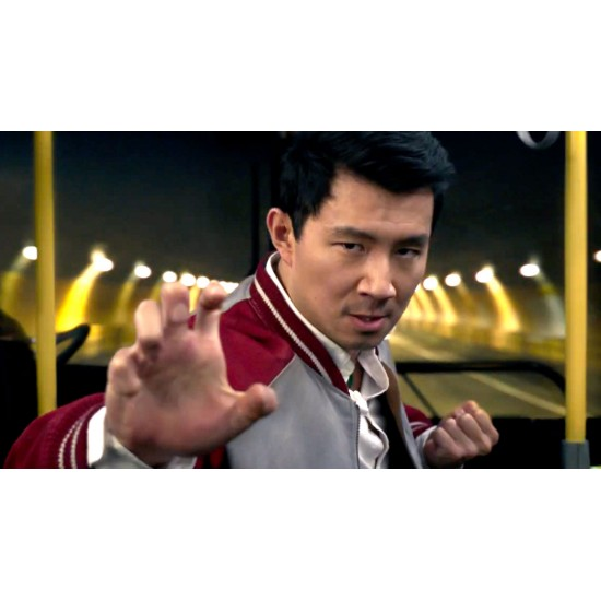 Shang-Chi and the Legend of the Ten Rings Shang-Chi Red Bomber Jacket