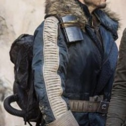 A Star Wars Story Rogue One Cassian Andor Parka