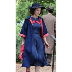 THE MARVELOUS MRS. MAISEL MIRIAM MAISEL BLUE COAT
