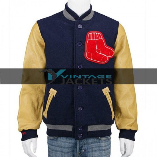Boston Red Sox Authentic 1941 Leather Jacket