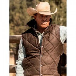 Yellowstone John Dutton Vest