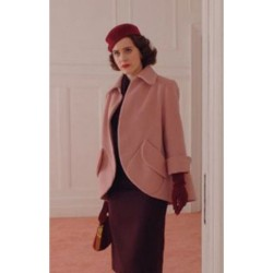 THE MARVELOUS MRS. MAISEL SHORT COAT