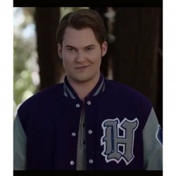 13 Reasons Why Bryce Walker Letterman Jacket