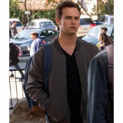 13 Reasons Why S04 Justin Foley Jacket