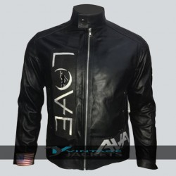 Angels Airwaves Love Tom Delonge Leather Jacket