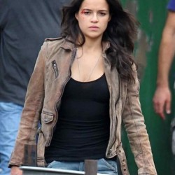 Fast And Furious 7 Letty Ortiz Jacket