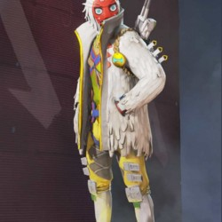 APEX LEGENDS S03 CRYPTO THE MASKED DANCER JACKET