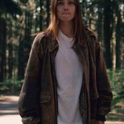 Alyssa The End of the F***ing World Jacket