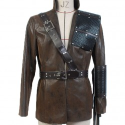 Arrow Malcolm Merlyn Coat