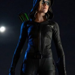 Arrow Mia Smoak Leather Jacket
