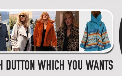 The Coats of Beth Dutton Which You Want