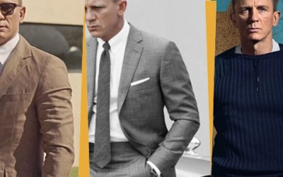 Add James Bond's Highlighted Suits In Your Wardrobe