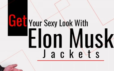 Get your sexy Look with Elon Musk Jacket