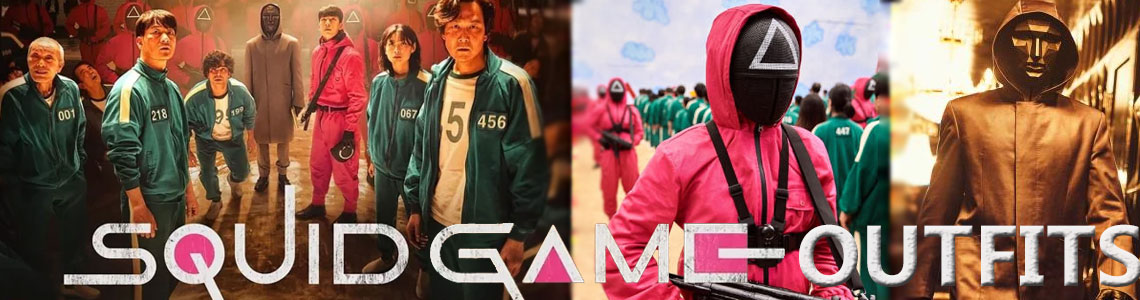 Squid Game Outfits