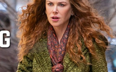 What do you mean you don't have a long coat  in your closet? The undoing Nicole Kidman Green coat is here!!
