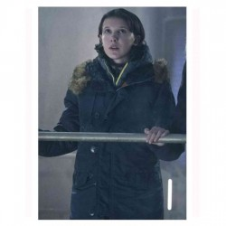 Godzilla King Of The Monsters Madison Russell Coat