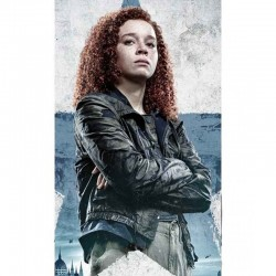 Mens JacketKarli Morgenthau The Falcon and The Winter Soldier Erin Kellyman Leather Jacket