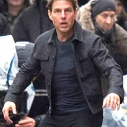Mission Impossible 6 Ethan Hunt Cotton Jacket