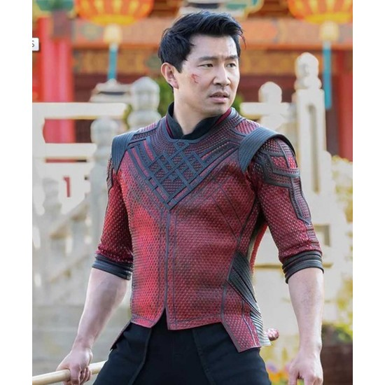 Shang-Chi and the Legend of the Ten Rings Shang-Chi Jacket