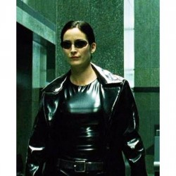THE MATRIX 4 TRINITY LEATHER JACKET
