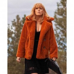 Yellowstone Beth Dutton Fur Coat - Vintage Jackets