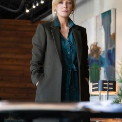 Yellowstone S03 Beth Dutton Trench Coat