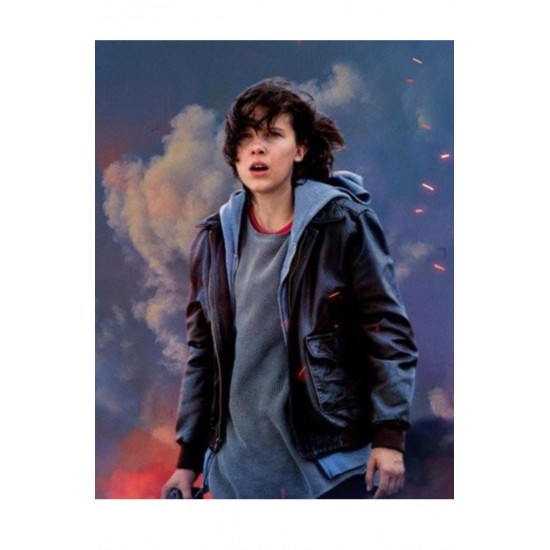 Godzilla King Of The Monsters Madison Russell Jacket