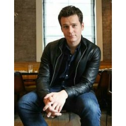 The Matrix 4 Jonathan Groff Leather Jacket