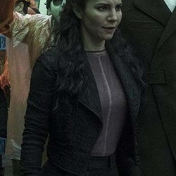 Altered Carbon Kristin Ortega Black Jacket