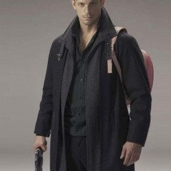 Altered Carbon Takeshi Kovacs Black Trench Coat
