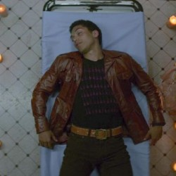 Chance Perdomo Brown Leather Jacket