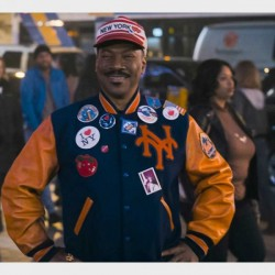 Akeem Coming 2 America Letterman Jacket