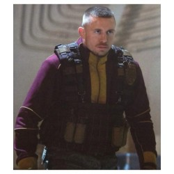 Batroc The Falcon and The Winter Soldier Jacket
