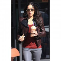 Fast And Furious Michelle Rodriguez Leather Jacket
