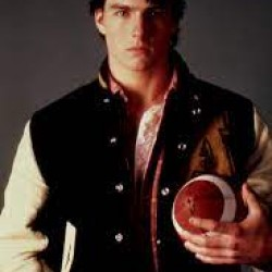 All the Right Moves Tom Cruise Bomber Jacket