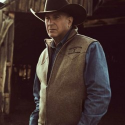 John Dutton Yellowstone S03 Vest
