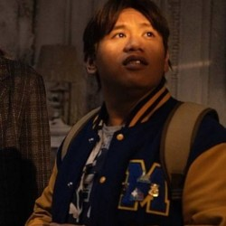 Spider-man No Way Home Ned Leeds Letterman Jacket