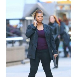 The Equalizer 2021 Robyn McCall Black Jacket