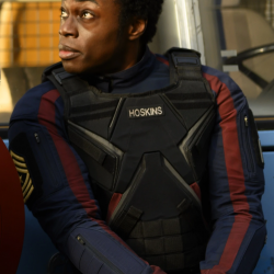 The Falcon and the Winter Soldier Lemar Hoskins Vest
