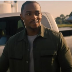 The Falcon and the Winter Soldier Sam Wilson Green Jacket