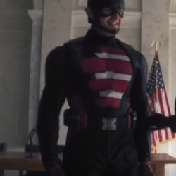The Falcon and the Winter Soldier US Agent Leather Jacket
